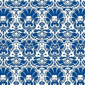 Billy Mays Damask- Wedgwood