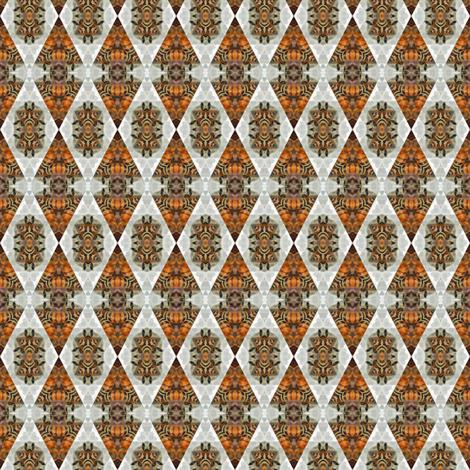 honey_bees_3B_2_inch fabric by heidirand on Spoonflower - custom fabric