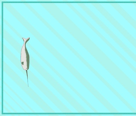Rrnarwhal_towel_linen_shop_preview