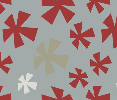 Asterix fabric by phatsheepfabrics on Spoonflower - custom fabric