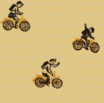 DDR bicycling