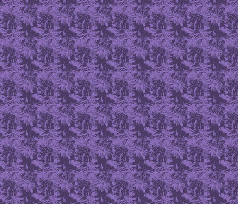 tone-on-tone_purple_asters_9_24_07_005-ch-ed fabric by khowardquilts on Spoonflower - custom fabric