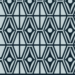 Metro Retro Geometric