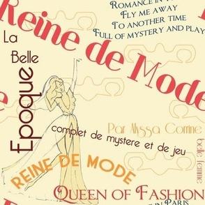 "Reine de Mode ""Rumeur"""