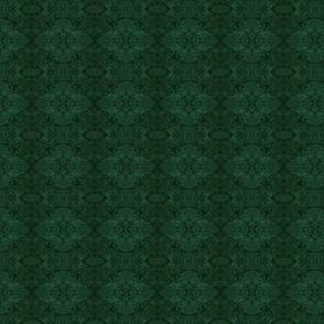 GREEN CRACKLE  by SUE DUDA