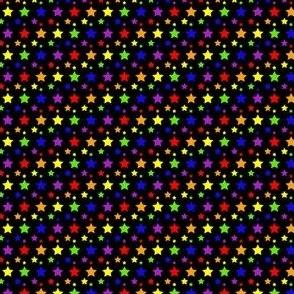 Colorfull little stars