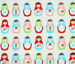 Matryoshka Dolls - Small