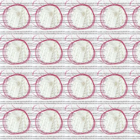 textdetailbutton fabric by petals_&_berries on Spoonflower - custom fabric