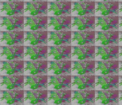 textilemermaidspink fabric by _vandecraats on Spoonflower - custom fabric