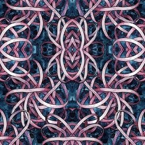 Knot Number Five Mirror