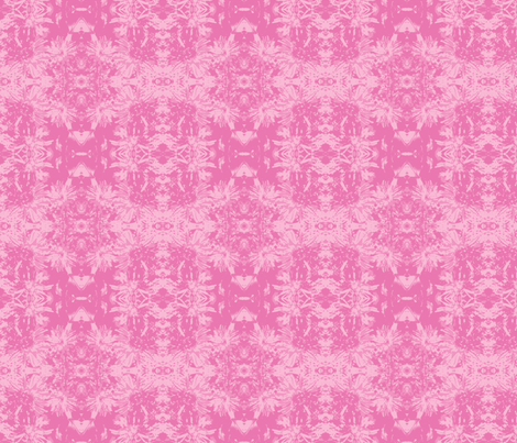 2 tone-on-tone_light pink_asters_9_24_07_005-ch-ch-ch fabric by khowardquilts on Spoonflower - custom fabric