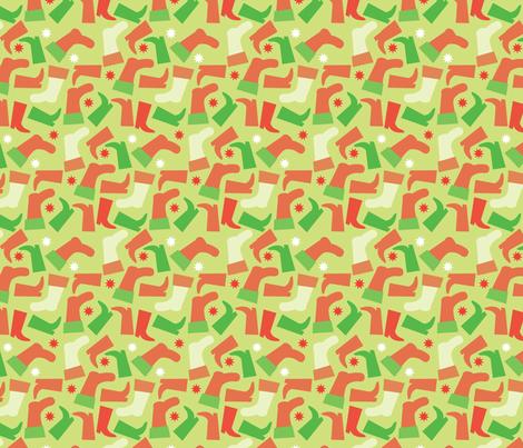 stockings fabric by acbeilke on Spoonflower - custom fabric