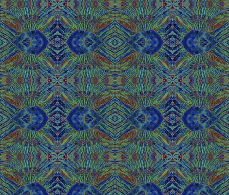 JEWELZ 1 by SUE DUDA fabric by suedudadesigns on Spoonflower - custom fabric