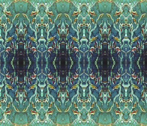 GRACELEAVZ by SUE DUDA fabric by suedudadesigns on Spoonflower - custom fabric