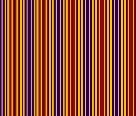 Purple, lavender, gold and red stripes (Memories of Flocked Wallpaper)  fabric by nb_design on Spoonflower - custom fabric