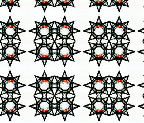 Star Light Star Bright fabric by rosie333 on Spoonflower - custom fabric