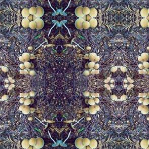 Sulphur Tuft Mushroom large repeat