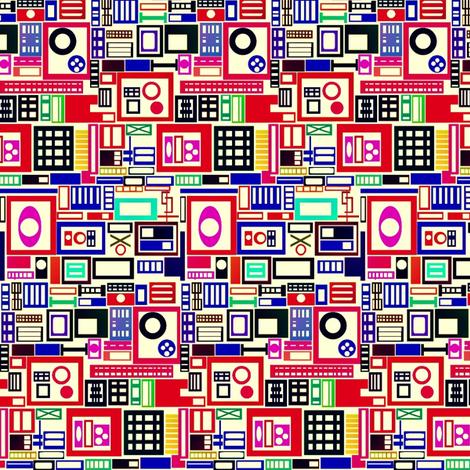 Favela fabric by boris_thumbkin on Spoonflower - custom fabric