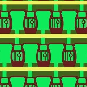 Robot Urns