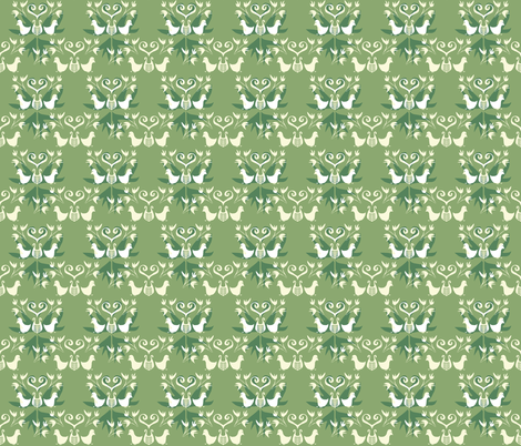 Just Ducky fabric by paula_ogier_artworks on Spoonflower - custom fabric