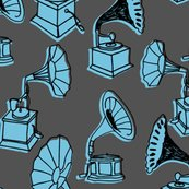 Phonograph_vintage_charcoal_soft_blue_2_shop_thumb