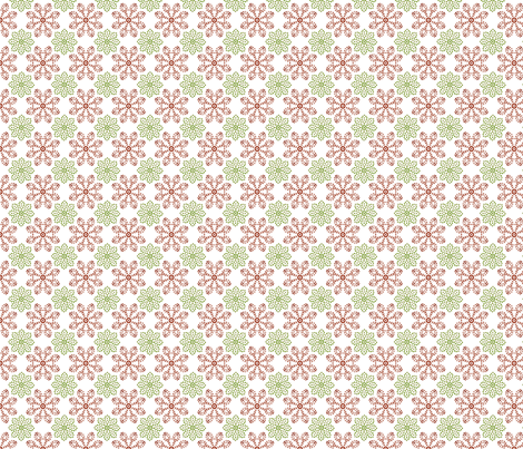 Multi Dots - Christmas fabric by kristopherk on Spoonflower - custom fabric