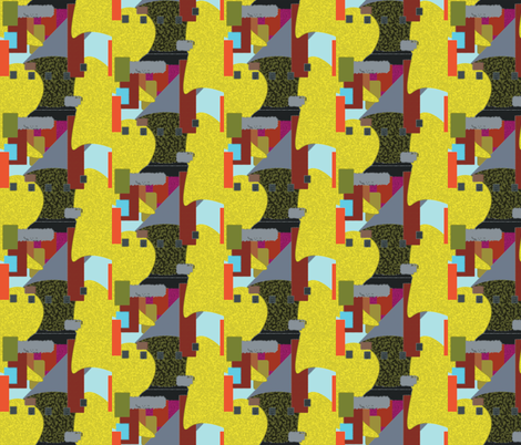 entrophy2 fabric by dolphinandcondor on Spoonflower - custom fabric