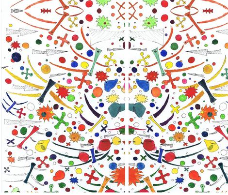 1500 broad sheet fabric by everzalez on Spoonflower - custom fabric