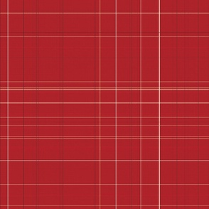 Apple Days red plaid