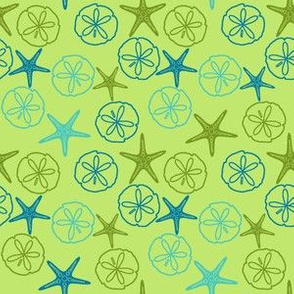 Sea Gifts - Tropical Seas-Seaweed