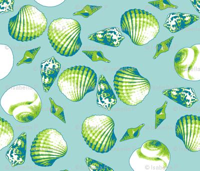 Shell-Mell - Seaweed-Tropical Seas