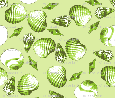 Shell-Mell -Seaweed