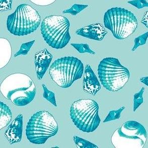 Shell-Mell - Tropical Seas