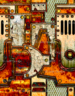 Rusted Panels