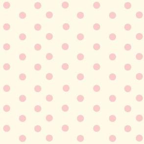 Petite Pink Polka Dot