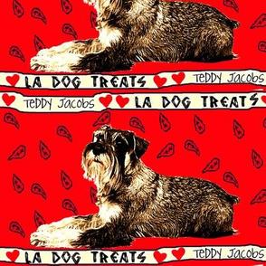 Teddy Loves LA Dog Treats