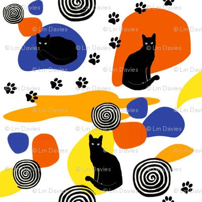 Post Modern Cats