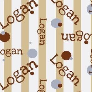 Logan Spots and Stripes