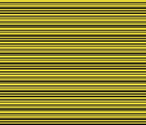 Stripe_Lemon fabric by pond_ripple on Spoonflower - custom fabric
