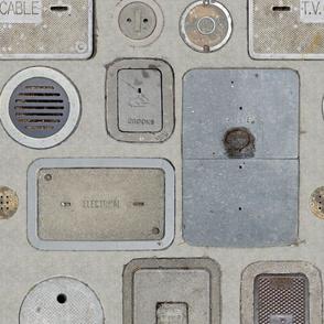 Melange Concrete