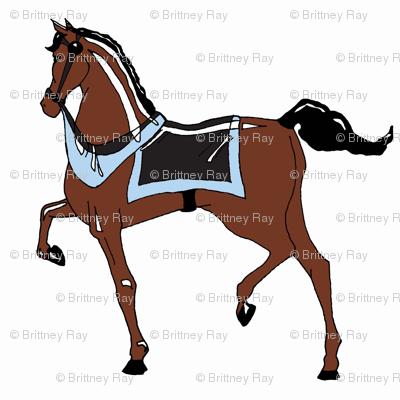 Boys' Carousel Pony