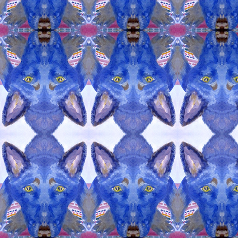 In Honor of Muffy fabric by cosebelle8 on Spoonflower - custom fabric