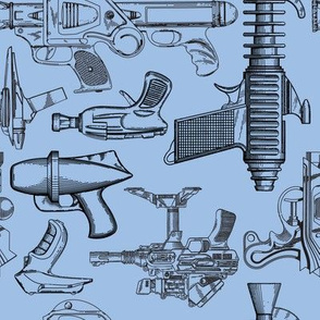 Ray Gun Revival (Blue)