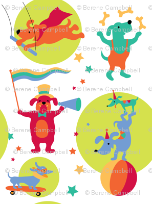 CircusDogs-SPOTS