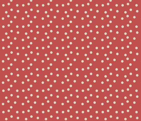 Sweet Dots fabric by lowa84 on Spoonflower - custom fabric