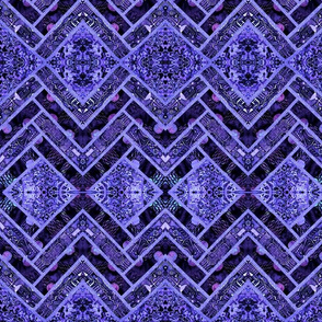 Purple ZigZag-ed
