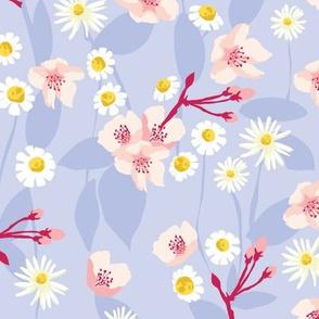 Daisy Apple Blossom