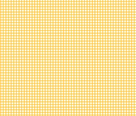 Honey Gingham fabric by marlene_pixley on Spoonflower - custom fabric