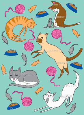 Kooky Cats