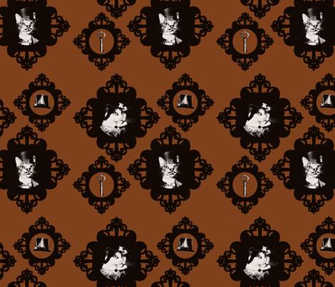 Abigail and Oswin fabric by rayne on Spoonflower - custom fabric